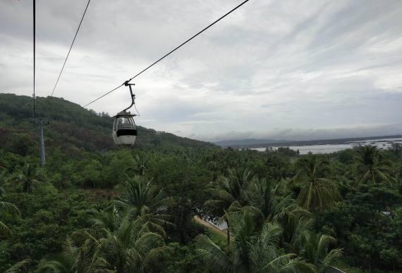 槟榔谷+南湾猴岛一日游
